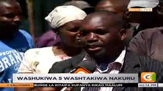 Utulivu katika ghasia za Njoro #SemaNaCitizen