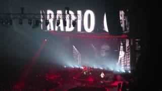 "Queen + Adam Lambert ""Radio Gaga"" at Boston Garden - 25th July 2017"