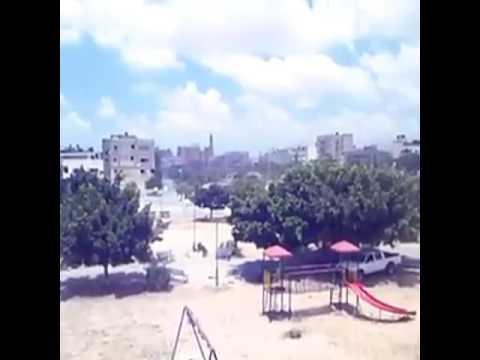 Israeli bombs Gaza