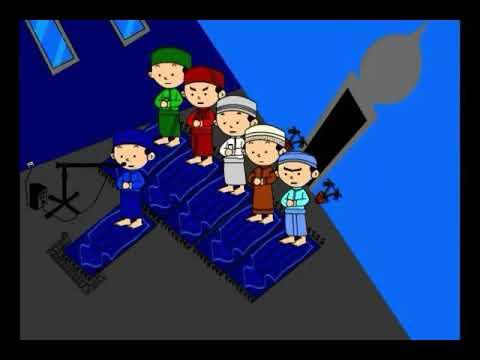 Tugas Visualisasi 2d Episode 01 Sholat Tarawih Kuy Youtube