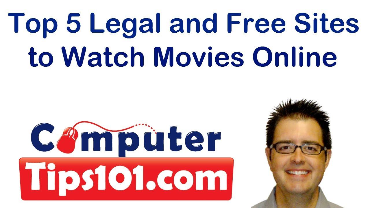 legit movie streaming sites