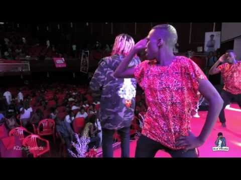 RABADABA performing BODY Live at the Galaxy FM Zzina awards 2017
