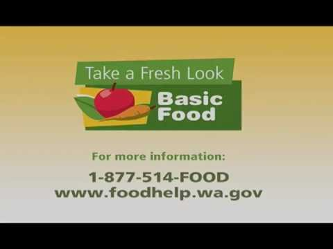 Gas or Groceries? Take a Fresh Look at the Washington State Basic Food Program