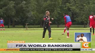 Harambee Stars up five places on FIFA ranking