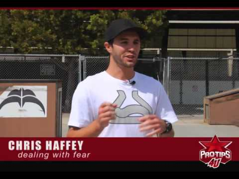 Chris Haffey interview - Dealing with fear