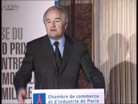 Jacques Maillot aux Entretiens d'ASMEP-ETI 2011