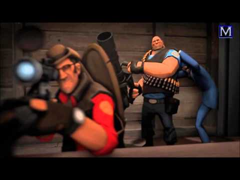 TF2 #70 [SFM] Spy And Sniper׃ Extended And Remastered (Rus)    TEAM FORTRESS 2 НА РУССКОМ