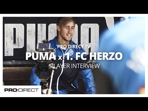 FC Herzo Team Interview: Players talk PUMA x FC Herzo Collection