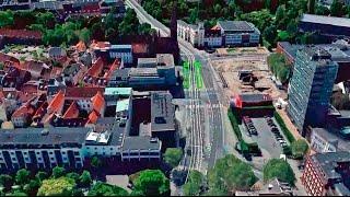 Flyv en tur med Odense Letbane – 3D