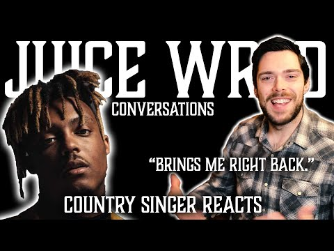 Country Singer Reacts To Juice WRLD Conversations