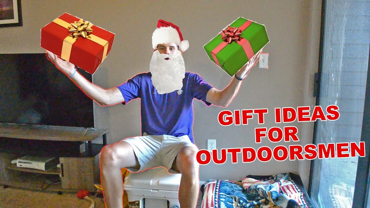 gift ideas for outdoorsmen youtube - Christmas Gifts For Outdoorsmen