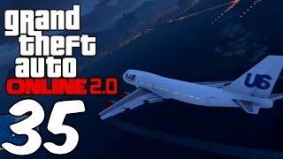 GTA Online 2.0 | #35 | Linienflug mit Käpt