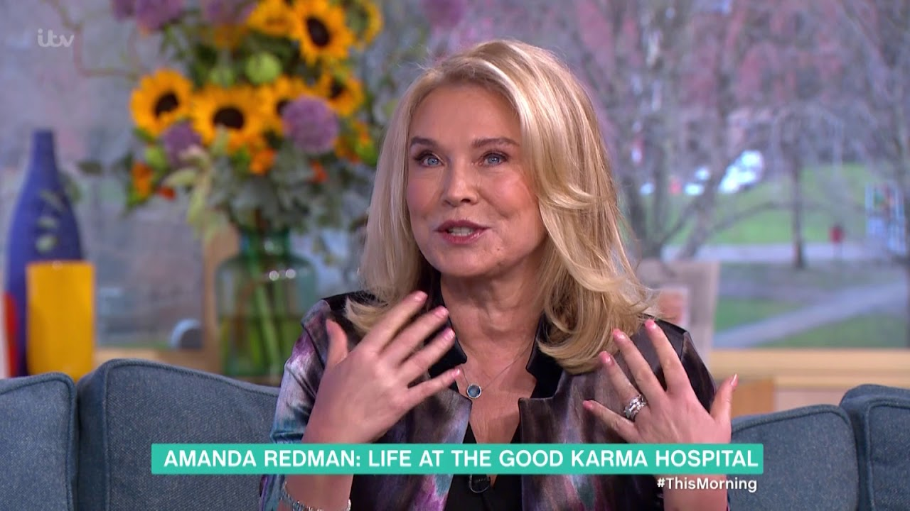 Amanda Redman Close Relations amanda redman on changing attitudes in the industry | this morning
