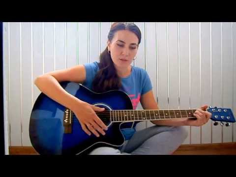 Урок 2 игры на гитаре видео
