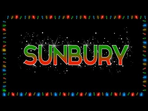 Sunbury Christmas Time by Justin Derr of Sloppy Secondz Music