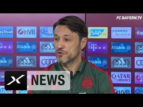 Niko Kovac zur Krise des FC Bayern München und dem Thema Rotation | FC Bayern München | SPOX
