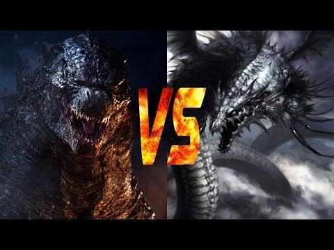 TORNEO VERSUS: Godzilla