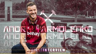 ANDRIY YARMOLENKO: AN INTERESTING PROJECT IS BEING BUILT HERE