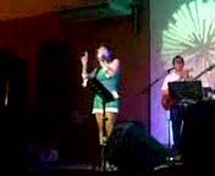 Nina sings Foolish Heart!!!