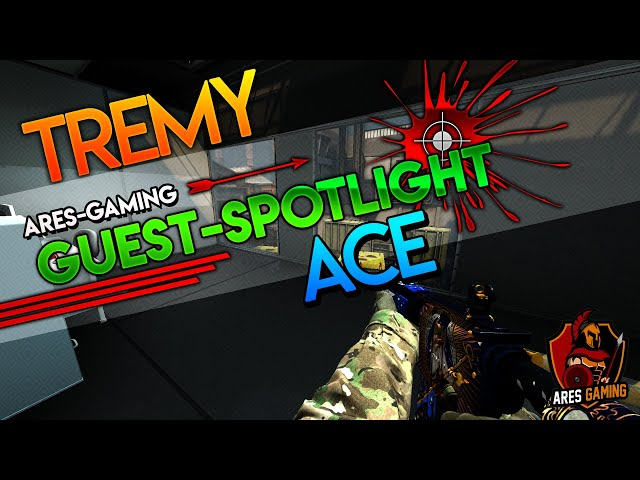 Guest-Spotlight: TREMY vs WHEELCHAIRGAMING DIV3 99 DAMAGE [CS:GO] by ares-gaming