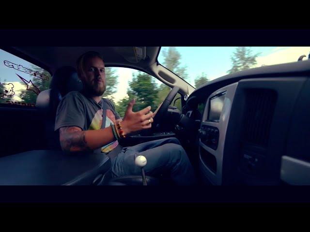 Бородатая езда. Dodge Ram SRT-10