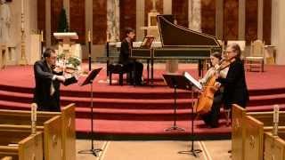 Valentini: Sinfonia a trè, Op. 1 No. 12