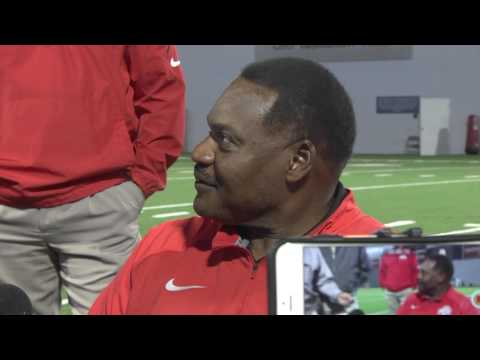 Ohio State football | Larry Johnson keeps replaying Penn State loss