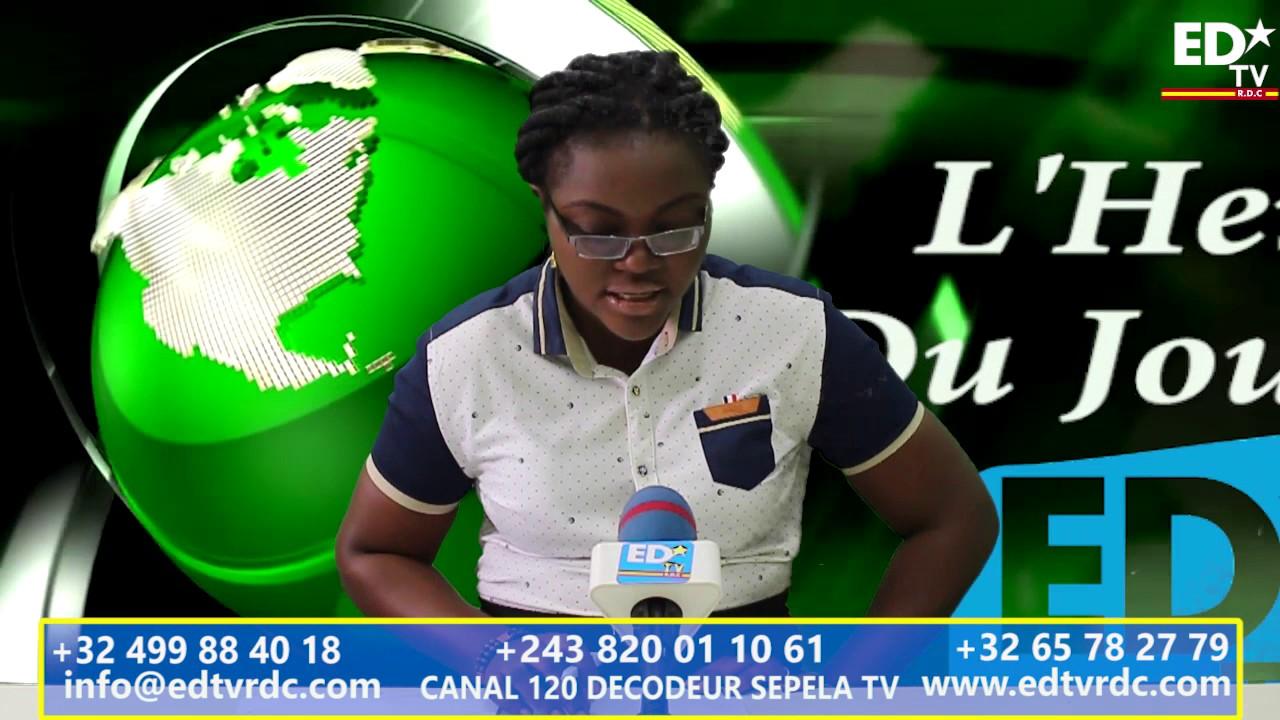 EDTV LE JOURNAL DU 13 MAI 2017