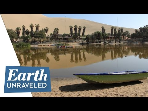Huacachina, Peru - Searching for an Oasis in the Desert