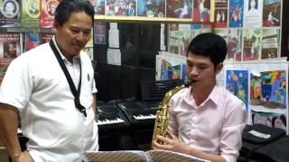 Lớp học Kèn Sax chuyên nghiệp tại Hà Nội 0946836968