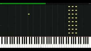 Jay Z - Hard Knock Life [Piano Tutorial] Synthesia | passkeypiano