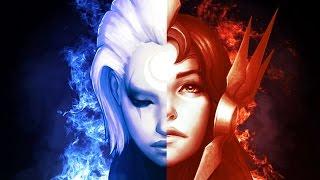 David Vitas ft. Elsie Lovelock - Lullaby of the Moon [Lyrics - Emotional Female Vocal]