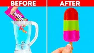 19 CREATIVE CANDY DECOR IDEAS TO MAKE LIFE LIKE A RAINBOW