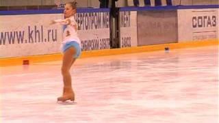 Открытый чемпионат Новосибирска по фигурному катанию