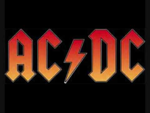AC/DC-Thunderstruck