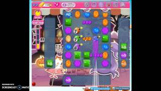 Candy Crush Level 725 help w/audio tips, hints, tricks