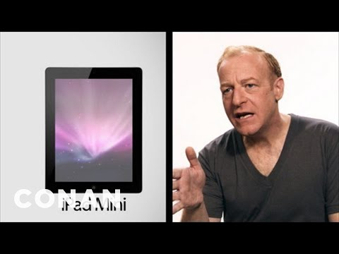 The IPad Mini Has Company is listed (or ranked) 18 on the list The Very Best Viral Conan Clips of 2012