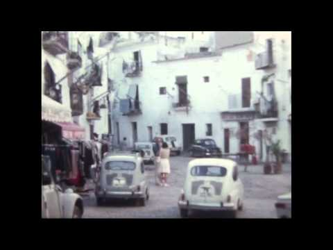 Old Ibiza, 8mm cine film from the 1960's