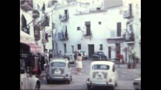 Old Ibiza, 8mm cine film from the 1960's www.DaveEldergill.org