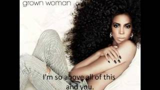 Watch Kelly Rowland Grown Woman video