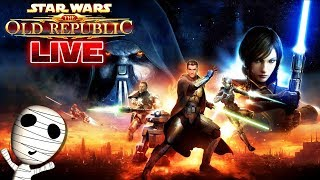 Star Wars Action auf Umbara! 🔴 Star Wars: The Old Republic // PC Livestream