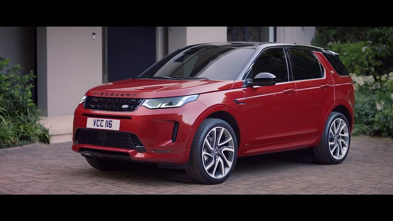 New Land Rover Discovery Sport 2020   Full review