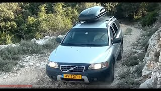 ᴴᴰ 2005 Volvo XC70 AWD D5: Light Offroad test drive