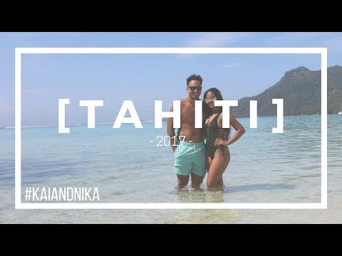 TAHITI VLOG! #KaiAndNika | Anika Kialani