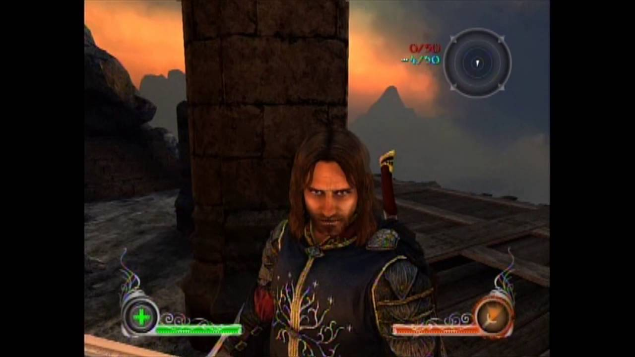 Lord Of The Rings Conquest Characters