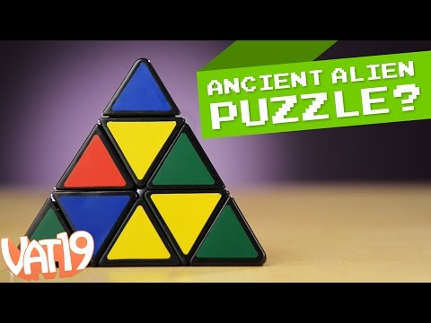 Thumbnail: Solve the mystery of the Pyraminx