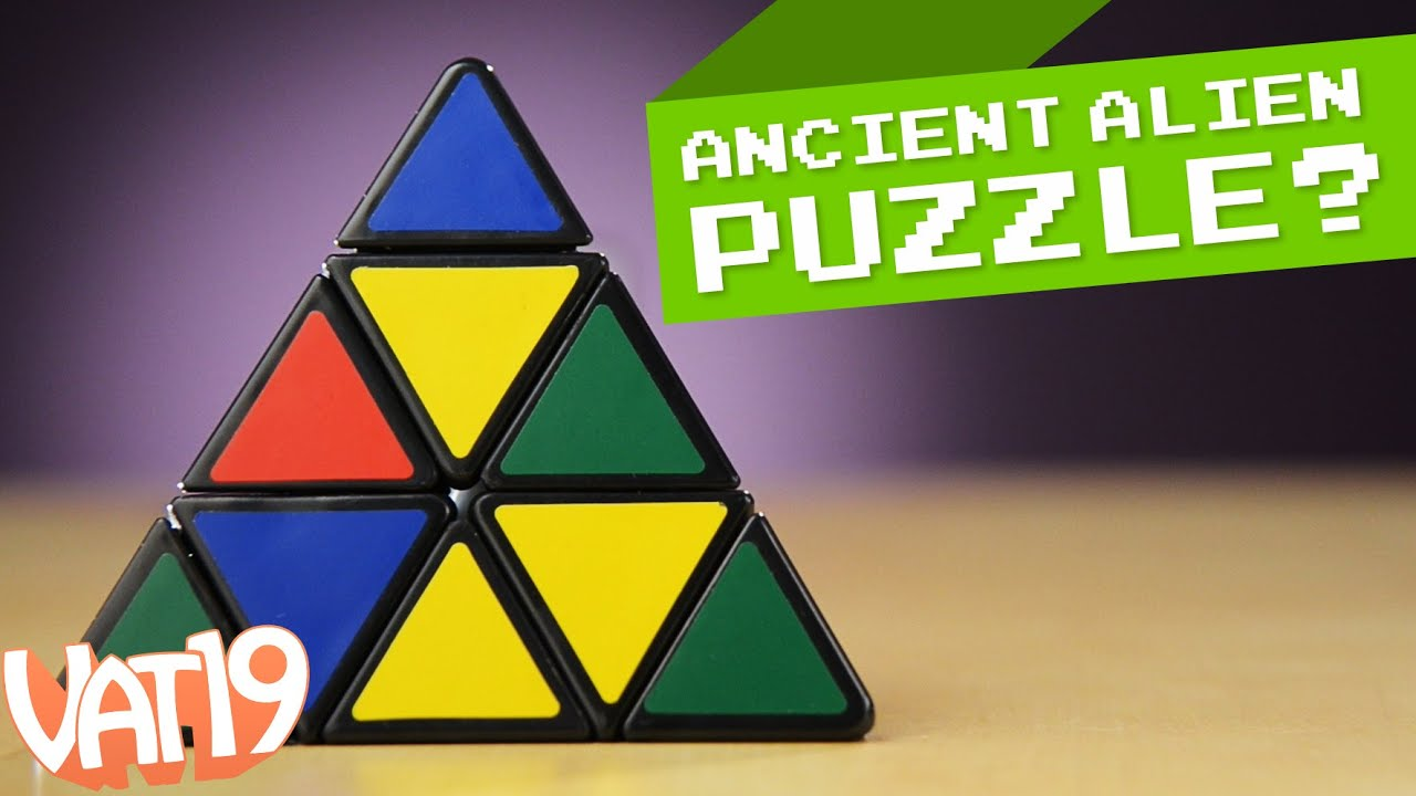 Solve the mystery of the Pyraminx