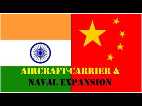 INDIA - CHINA  | NAVL COMPARISON