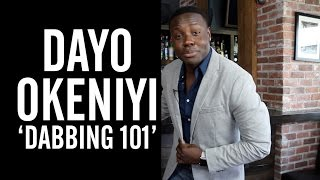 Shades of Blue Star Dayo Okeniyi Shows Off His Dance Moves