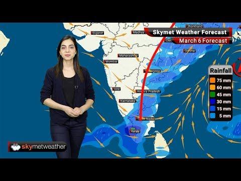 Weather Forecast For Mar 6: Rains, Hailstorms Ahead For Punjab, Haryana, Delhi, Uttar Pradesh